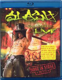 Cover Slash feat. Myles Kennedy - Live - Made In Stoke 24/7/11 [DVD]